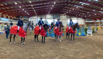 Kilkenny pony stars shone in Cavan