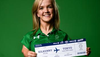 Fitzgerald selected on Irish Paralympic squad