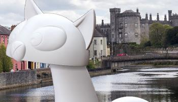 21 colossal and creative cat sculptures to be placed around Kilkenny