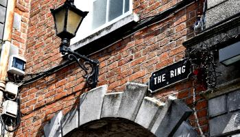 Hounds, blood, bulls and bets - remnants of a savage pastime etched onto Kilkenny streets
