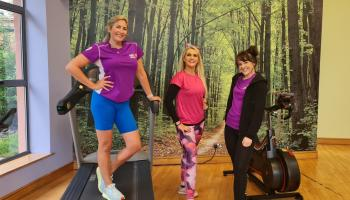 Amber Run for Lives and Kilkenny Active Dolls join forces for mini marathon