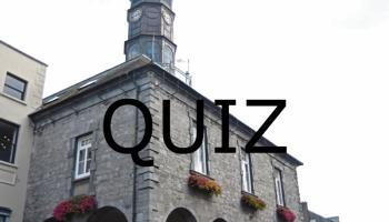 QUIZ: Can you ace this multiple choice Kilkenny trivia quiz?