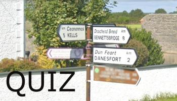 QUIZ: Can you translate the Kilkenny placenames back to English?