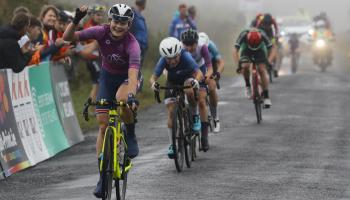 Ras na mBan- Smith forges clear on The Cut as third stage comes to a close