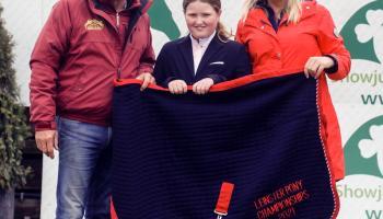 Kilkenny's Anna Moloney tastes success at Leinster Pony Championships