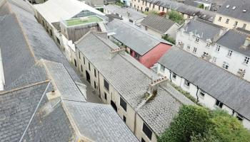 Five Kilkenny city centre terraced townhouses going as a unit for €495k (€99k each)