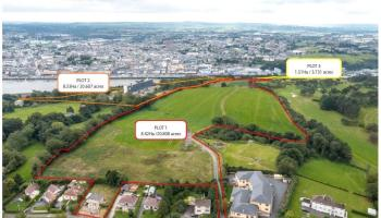 45 acres of prime land linking Kilkenny and Waterford city plus residence for sale for €9.8million