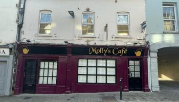 The perfect blend? Kilkenny city commercial/residential unit for sale - click for pics!