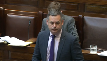 'Out of touch, out of ideas, out of time' - Doherty responds to Budget 2022