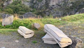 Mattresses dumped at scenic Kilkenny visitor attraction