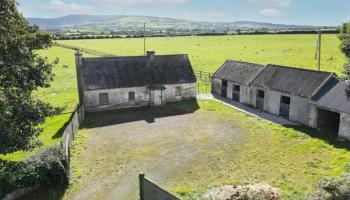 Kilkenny property on half an acre of land has huge renovation potential - click for pics!