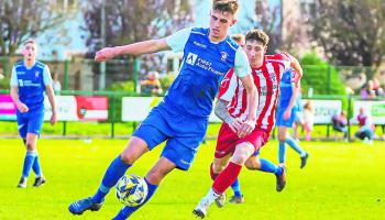 Spot on- 'Booters get the better of Saints to make Maher final