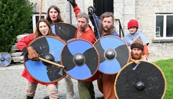 Gallery #3: Parade fun, Viking hijinks and Catwalk celebration on Kilkenny Day