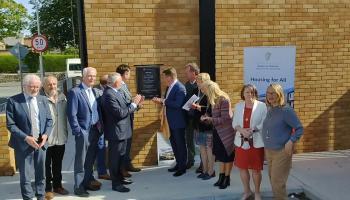 WATCH: Housing Minister officially opens new Broguemaker development during Kilkenny visit