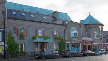 Burglary at Naas hotel construction site