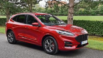 Motoring: Electrified dynamics from the third-generation Ford Kuga