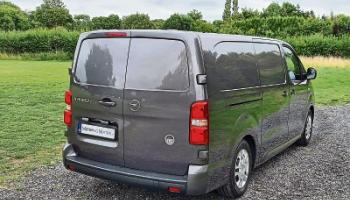 The international van of the year is an electric drive