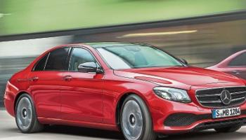 New E-Class is a car for the new age with lashing of futuristic features