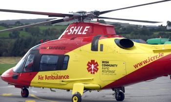 Pic: Irish Air Ambulance