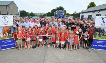 GALLERY: Kilkenny heritage honoured as Muckalee Creamery celebrates new lease of life
