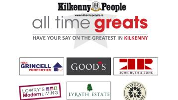 Revealed! The eight people through to the quarter finals of Kilkenny's All Time Greats
