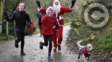 Gallery: Kilkenny gets into the Christmas spirit for the Santa Run