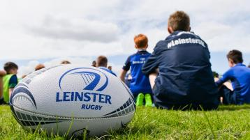 Kilkenny RFC one of 29 venues as Bank of Ireland Leinster Rugby Summer Camps are launched
