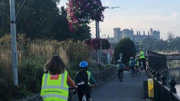 Five Kilkenny schools included in Safe Routes to School (SRTS) programme