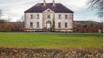 300 year-old Kilkenny country house renovation to feature on Nationwide