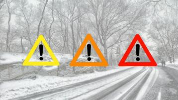 EXPLAINER: Yellow, orange and red - what do the different Irish weather warnings mean?