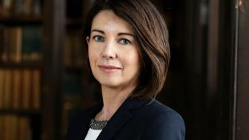 Professor Linda Hogan - at the top of Irish academia