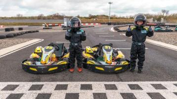 Two for Today:  Enjoy an exhilarating day out at Kiltorcan Raceway