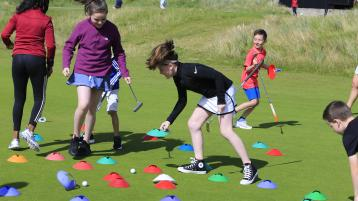 Golf Ireland launches activator programme to introduce more young people to the sport