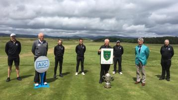 Kilkenny Golf Club claim Junior Cup All-Ireland win