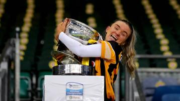 """""""We can do a lot better than we did there but we're showing character"""" – Kilkenny's Michelle Teehan"""