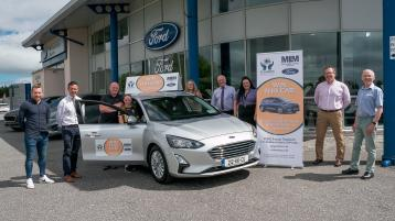 Win a car! St. Canice's Credit Union partners up with Michael Lyng Motors Kilkenny