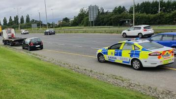 """Driver who """"never held a driving licence"""" stopped on the N7"""