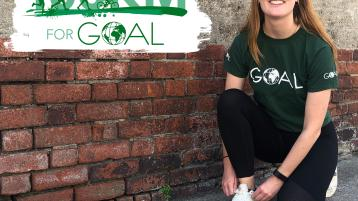 GOAL wants Kilkenny people to join the 100km challenge this August!