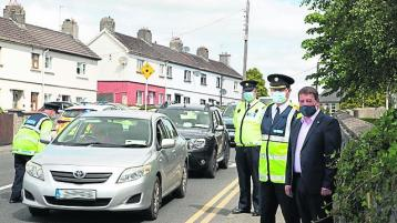 GALLERY: Joint Policing Committee tours across Kilkenny hearing local policing issues