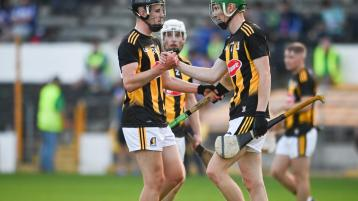 Kilkenny team named to play Galway in tonight's Leinster Under 20 hurling semi-final