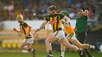 Shine turns up the heat on Offaly as Kilkenny minors book Leinster Final place