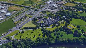 Have your say on the future of this fifty acre site in Kilkenny!