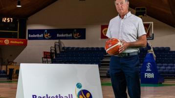 Basketball Ireland announce Paddy Boyd as interim CEO