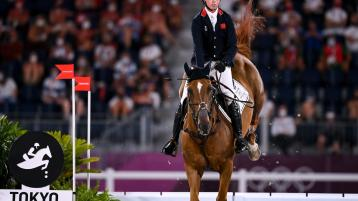 Olympics 2021- Kilkenny groom Cormac Kenny hits the jackpot as Great Britain take gold medal in Individual showjumping in Tokyo