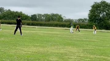 Kilkenny Cricket Club top the league and reach semifinal of Ed Sports Whelan T20 Cup