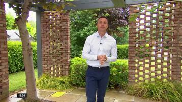 VIDEO: Former Kilkenny hurler Henry Shefflin joined Tommy Bowe on Ireland AM this morning on Virgin Media One