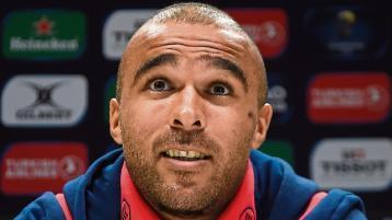BREAKING: Simon Zebo set to rejoin Munster Rugby next season