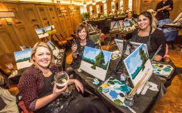 Kilkenny's Paintclub is making a big impression