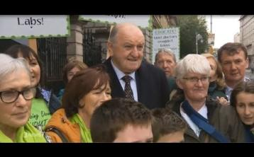 Controversial broadcaster George Hooks backs Kilkenny campaign