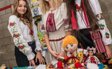 Picture Gallery: Abbey Community College celebrates International Day